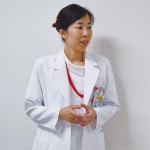 長崎大学病院 看護部・医療情報部 西口 真由美 副看護師長